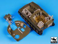 T35101 1/35 M 109 A2 interier accessories set Blackdog