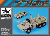 T35106 1/35 M 1083 War Pig accessories set Blackdog