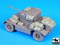 T35108 1/35 AEC Mk II armoured car accessories set Blackdog