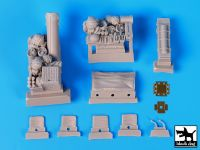 T35111 1/35 British para Jeep after drop accessories set Blackdog