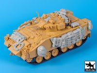 T35112 1/35 British Warrior MCV accessories set Blackdog