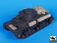 T35115 1/35 Pz Kpfw 35 /t / accessories set Blackdog