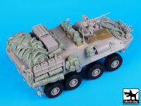T35120 1/35 ASLAV -PC Phase 3 Blackdog