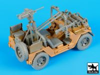 T35121 1/35 M-151 FAV conversion set Blackdog