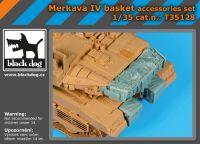 T35128 1/35 Merkava IV basket accessories set