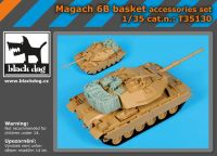 T35130 1/35 Magach 6B