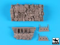 T35131 1/35 DUKW accessories set Blackdog