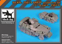 T35132 1/35 Sd.Kfz 250/3 Greif