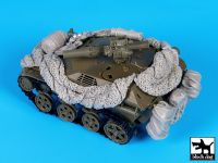 T35135 1/35 Wiesel 1 Tow accessories set Blackdog