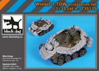 T35135 1/35 Wiesel 1 Tow accessories set