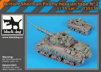 T35138 1/35 British Sherman Firefly hessian tape N