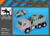 T35140 1/35 M1083 GUN TRUCK conversion set