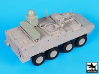 T35147 1/35 US Stryker WINT -T B accessories set Blackdog