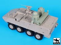 T35149 1/35 US Stryker WINT -T C accessories set Blackdog