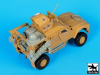 T35150 1/35 M-ATV WINT-T A with equip.accessories set Blackdog