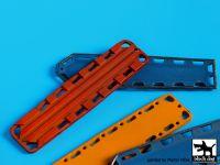T35153 1/35 Stretchers accessories set Blackdog