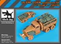 T35156 1/35 US GMC CCKW accessories set