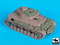 T35159 1/35 Pz.Kpfw. III accessories set Blackdog