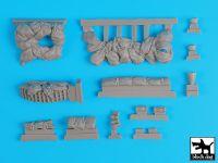 T35159 1/35 Pz.Kpfw. III accessories set Blackdog