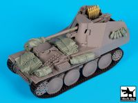 T35161 1/35 Marder III accessories set Blackdog
