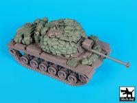 T35162 1/35 M48A3 big accessories set Blackdog