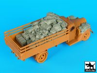 T35167 1/35 German army truck G917 T accessories set Blackdog