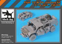 T35169 1/35 Flyer 72 ALSV complete kit