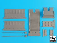 T35175 1/35 M1070 Het Dump truck conversion set Blackdog