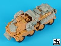 T35176 1/35 SD.Kfz. 233 accessories set Blackdog