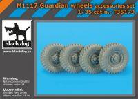 T35179 M 1117 Guardian wheels