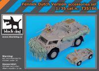 T35186 1/35 Fennek Dutch version accessories set