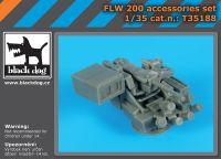 T35188 1/35 FLW 200 accessories set