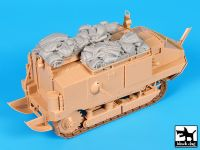 T35194 1/35 Schneider CA accessories set Blackdog