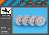 T35196 1/35 Dingo wheels accessories set