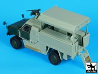 T35198 1/35 Dingo 2 GE C1 GSI conversion set Blackdog