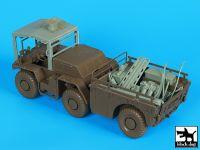 T35199 1/35 M561 Gama Goat fire truck V1 conversion set Blackdog
