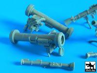T35201 1/35 Javelin,Carl Gustav,M136 AT4 accessories set Blackdog