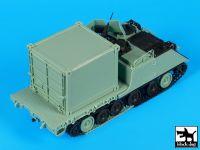 T35207 1/35 Australian M 113 ALV big set conversion set (Tamiya) Blackdog