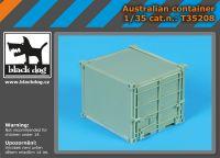 T35208 1/35 Australian container
