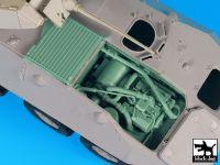 T35209 1/35 Engine LAV -25 (Trumpeter) Blackdog