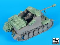 T35212 1/35 Marder II Sd.Kfz. 131 accessories set Blackdog