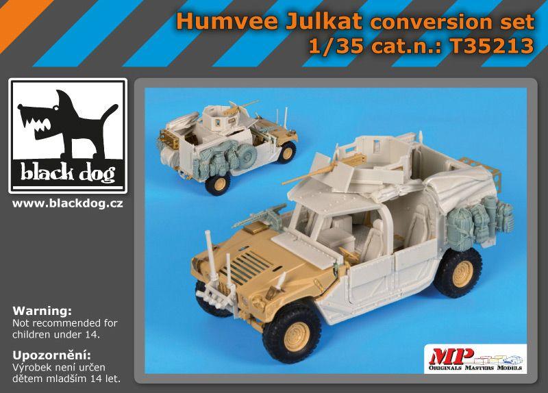 T35213 1/35 Humvee Julkat conversion set Blackdog
