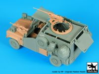 T35214 1/35 Land Rover WMIK conversion set Blackdog