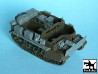 T48001 1/48 Bren Carrier accessories set Blackdog
