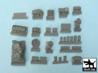 T48002 1/48 Cromwell accessories set Blackdog