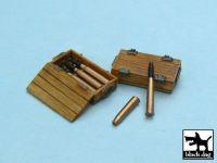 T48013 1/48 Pz.Kpfw IV ammo boxes