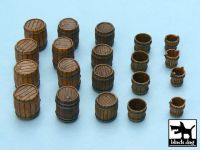 T48016 1/48 Drums accessories set Blackdog