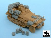 T48022 1/48 Sd.Kfz.250 accessories set