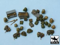T48025 1/48 German equipment accessories set
