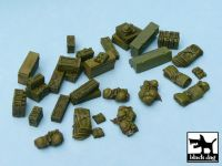 T48026 1/48 British equipment accessories set